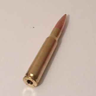 Custom Brass Cartridge Bullet